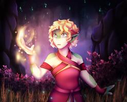 YCH Magic user - Alura