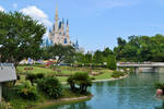 Cinderella's Castle by whytheface92