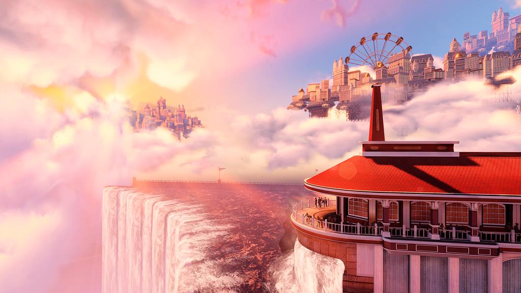 Bioshock Infinite Screenshot By PIECESOFSHIT