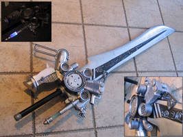 Noctis' Engine Sword by Landwand