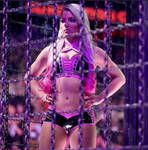 WWE - Alexa Bliss by NyoTengu22