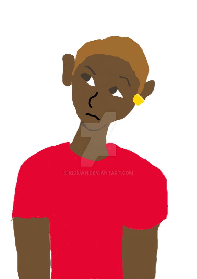 Cool guy1 by Kidijah