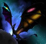 Universe dragon