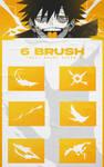 6 brush share #1 by tokai