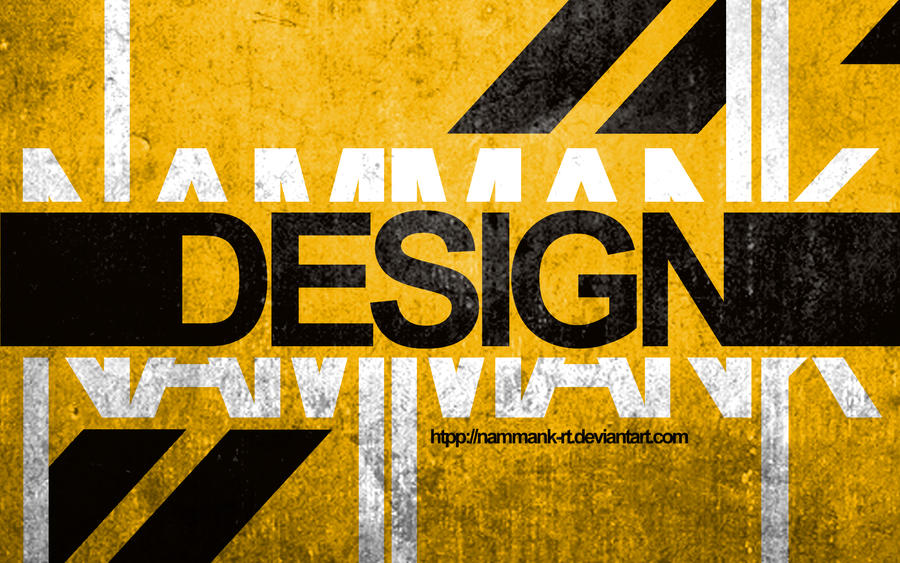 NAMMANK DESIGN by nammank rt Provoke Your Graphic Design Inspiration In Typography And Text Art