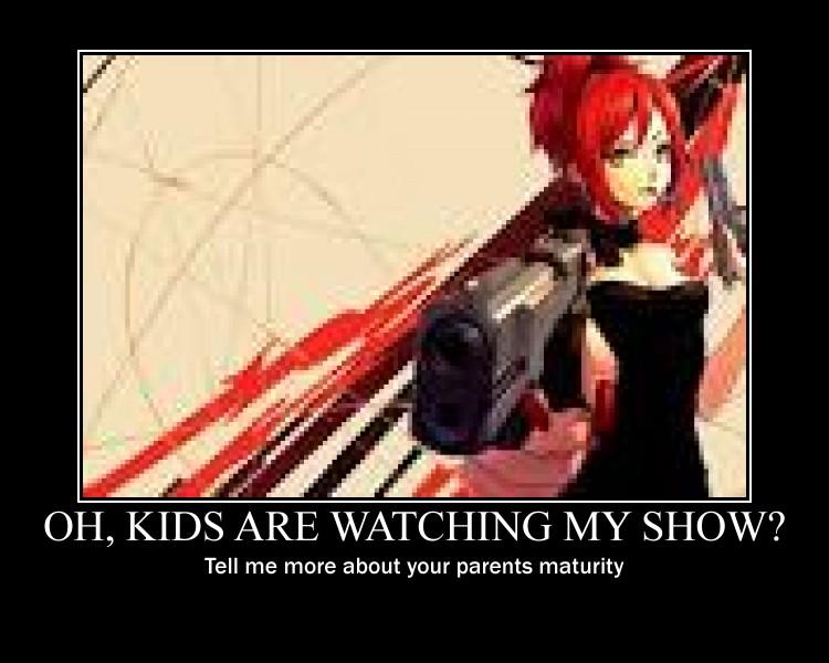 Anime Is For Kids Motavational By Nerdynerd343
