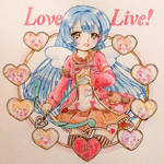 Umi with Valentines costume
