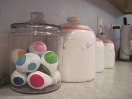 Jar of Eggs 2