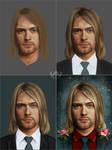 Kurt Cobain. Process