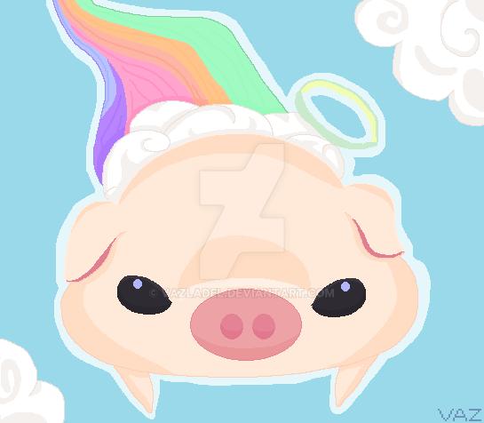 Mister Piggy Wiggy's Avi from gaiaonline.com by Vazladel