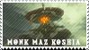 .:Monk Maz Koshia Stamp:. by MarshallLeeAlh
