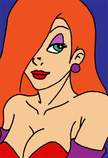 Jessica Rabbit Card 01 by AEIFS