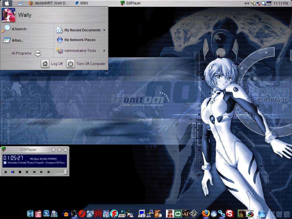 Winifred MX screenshot by X-Octavius
