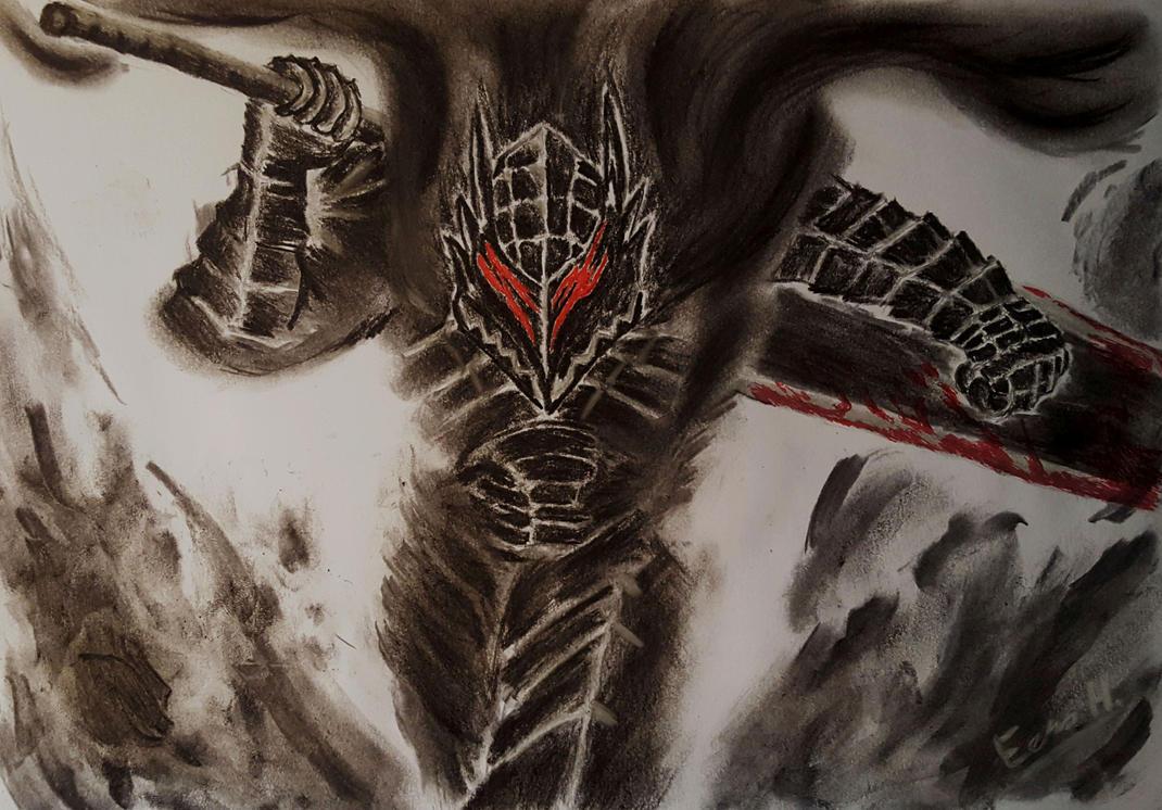 Guts the Berserker by Gattsu88