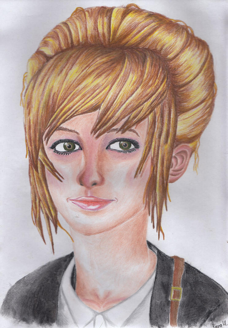Kate Marsh the angel by Gattsu88