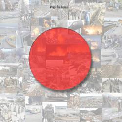 Pray for Japan by JadeZenRaven