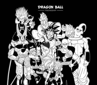 Dragon Ball FRIENDSHIP part 2