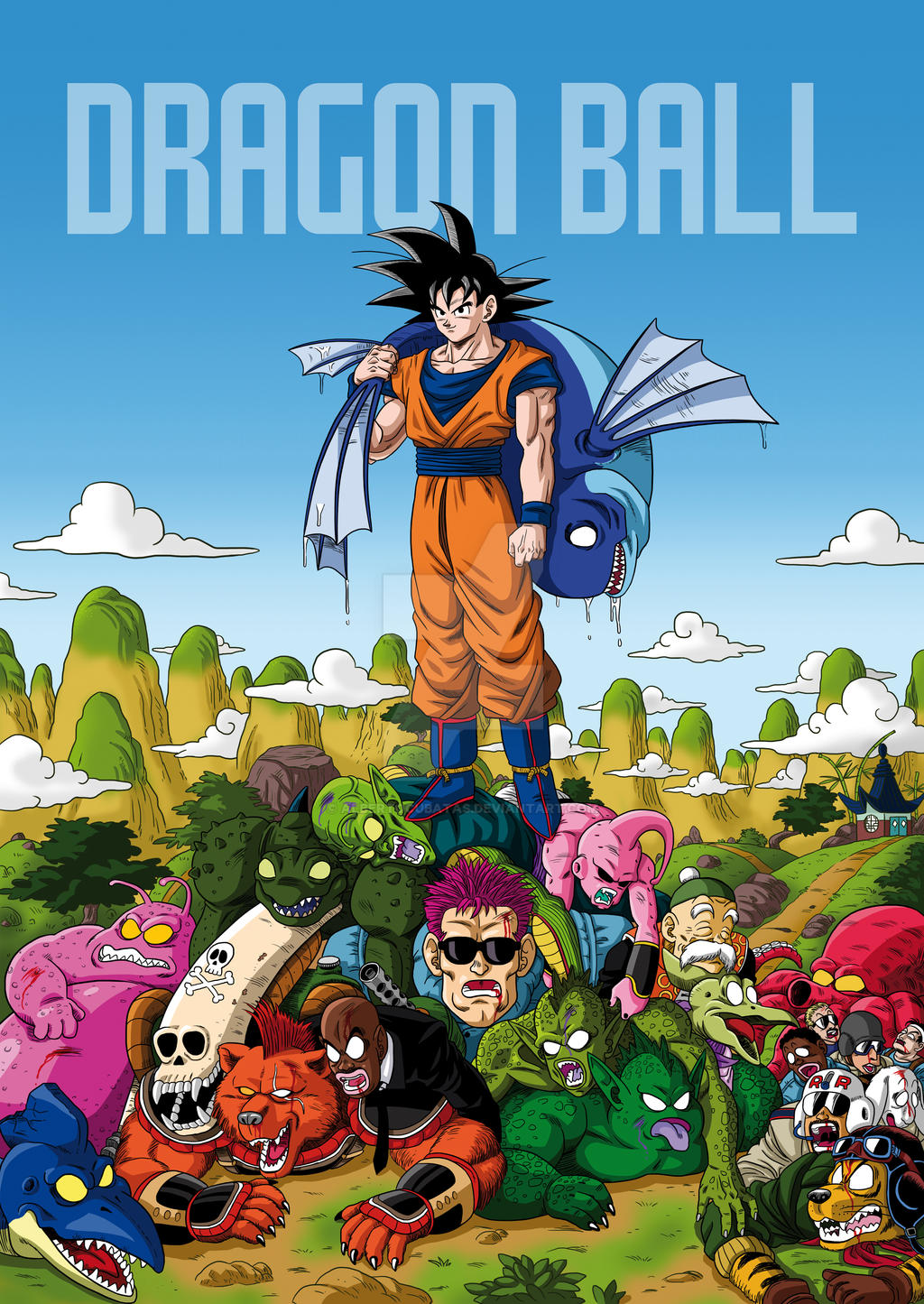 Dragon Ball Z Anime Characters Database : Goku facts you need to know page of otakukart