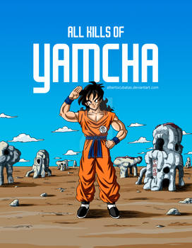 All kills of Yamcha (full color)