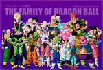 The family of Dragon Ball
