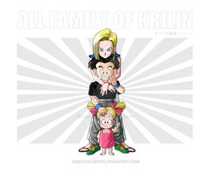 All family of Krilin