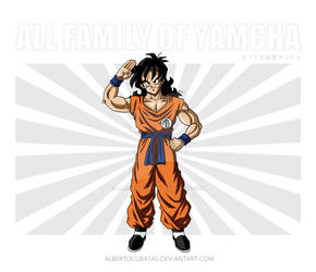 All family of Yamcha