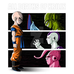All deaths of Krilin