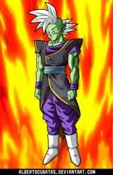 Goku Black Kaioshin fusion