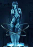 Cortana by ViiPerArt