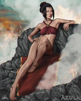 Azula - The Legend of Aang