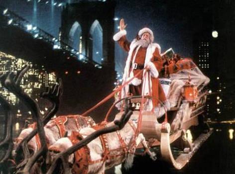 Santa Clause the movie