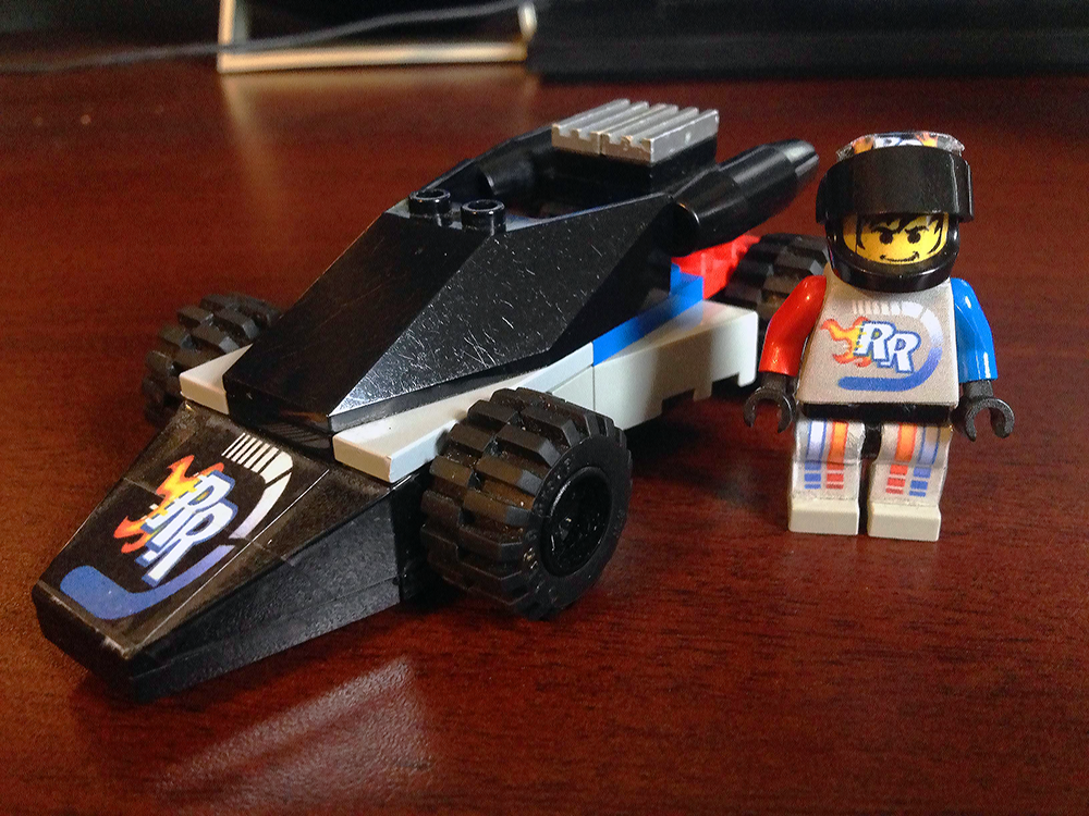 Lego Racers Rocket Racer Pictures to Pin on Pinterest ...