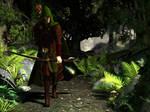 Wood Elf Warden