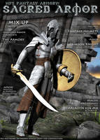 Sacred Armor Mix by DarioFish