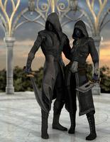 Dark Elves by DarioFish