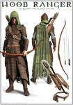 Weapons, Belts and Quiver