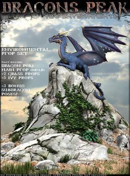 HFS Environments: Dragons Peak