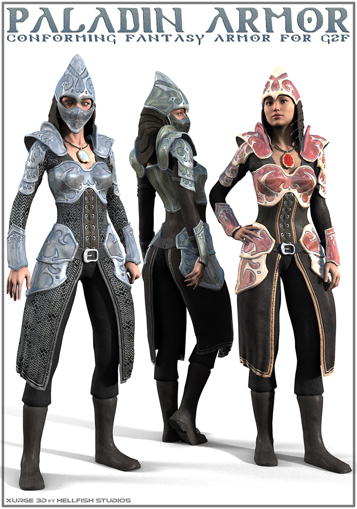 Paladin armor for g2f by dariofish on deviantart paladin armor for g2f by dariofish publicscrutiny Gallery