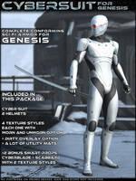 HFS CyberSuit for Genesis