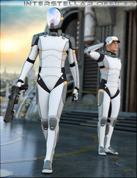 HFS Interstellar Officer for G3M