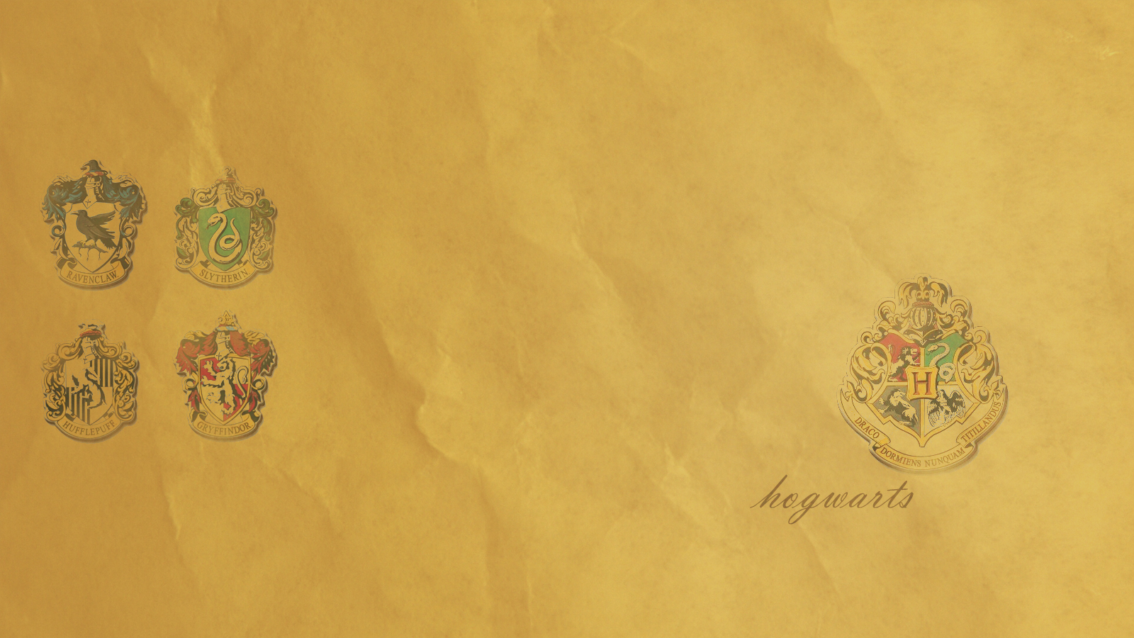 Harry Potter Logos Wallpaper By Jontylerthe27th On Deviantart