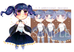 Adoptable Auction (CLOSED) : Galaxy Girl
