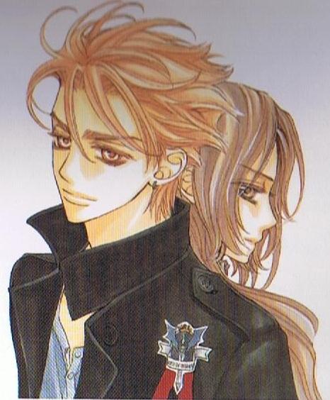 Vampire Knight manga discussion - Page 2 Ruka_And_Kain_by_hanataru2