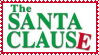 """The Santa Clause"" Stamp by SummerGal7"