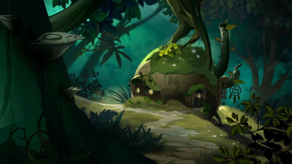 Wakfu background - Sybannak's house by Papymeka