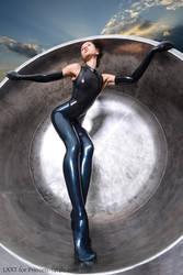 my steel barrel by LXXT