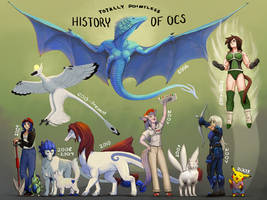 Totally Pointless History of OCs