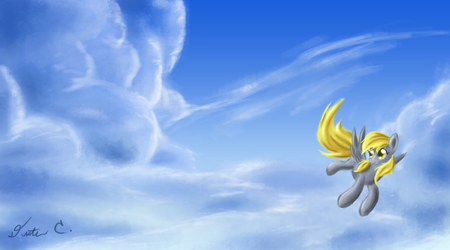 Among the Clouds by Ardail