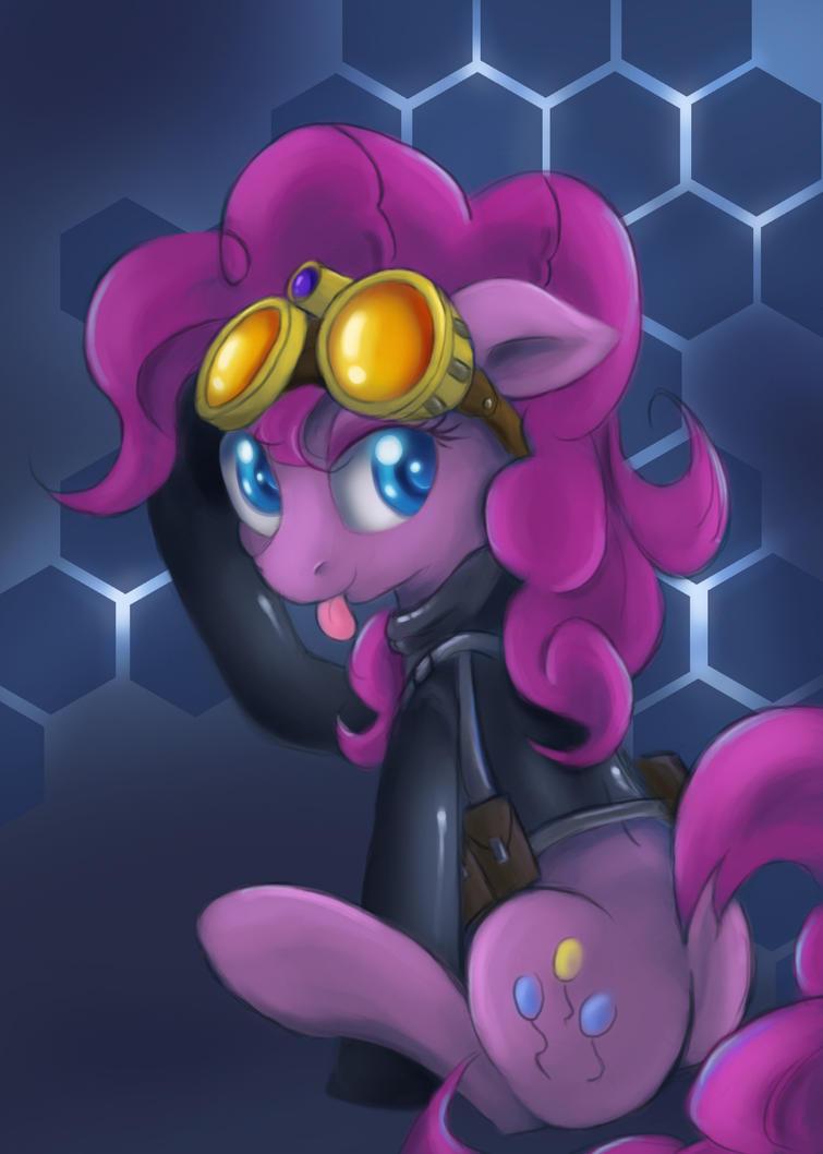 Pinkie Spy by Ardail