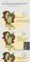 Eye shading/coloring Tutorial by Ardail
